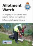 NYP16-0242 - Poster: Allotment Watch